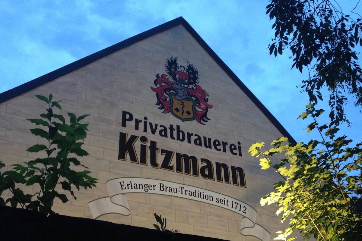 Privatbrauerei Kitzmann (photo: Tim Kalbitzer)