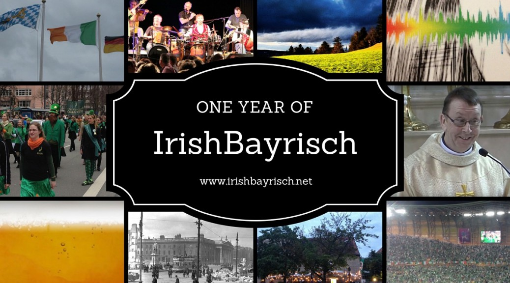 One Year of IrishBayrisch