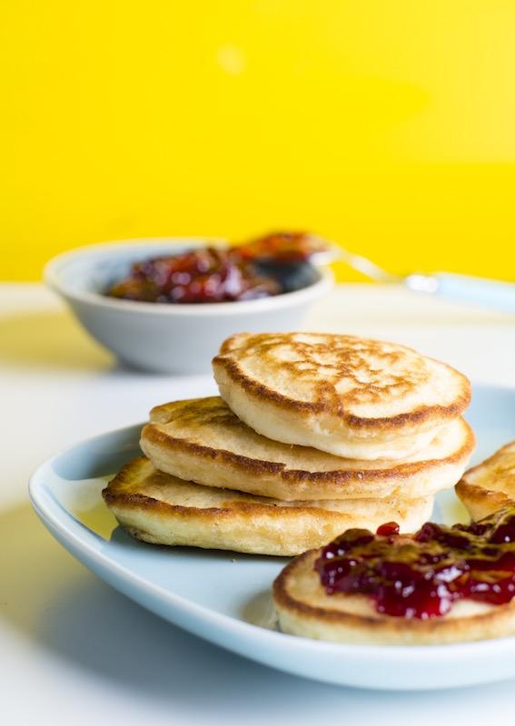 Irish pancakes (photo: Andreas Hantschke)