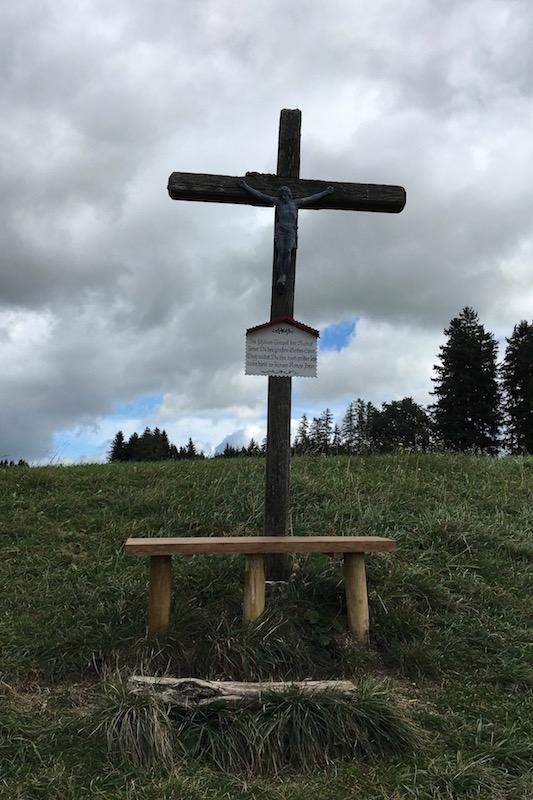 Am Kreuz (Foto: Tim Kalbitzer)